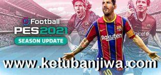 PES 2021 New DLC - Data Pack 4.0 Single Link