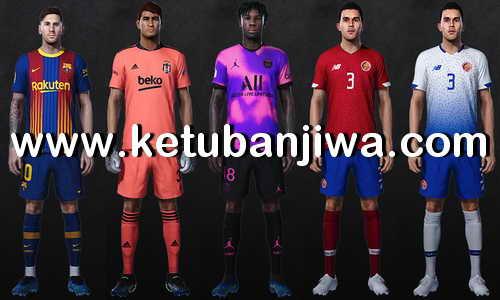 eFootball PES 2021 EvoWeb Patch 3.0 Update 1 Fix Ketuban Jiwa