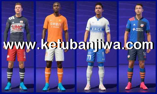FIFA 19 FIFAXIX IMs Mod AIO Season 2021 + Squad Update 21 March 2021Ketuban Jiwa
