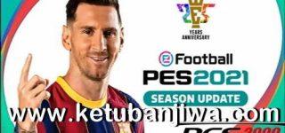 PES 2009 Patch AIO Season 2020/2021
