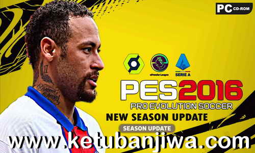 PES 2016 Next Season Patch 2021 v6 AIO Ketuban Jiwa