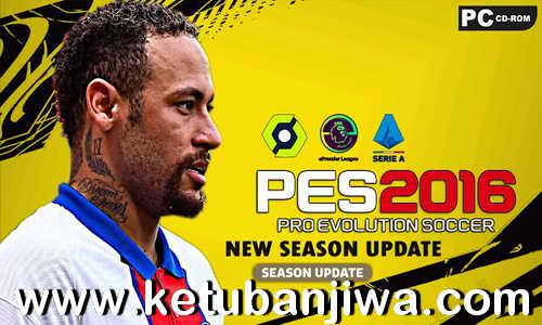 PES 2016 Next Season Patch 2021 v6 AIO