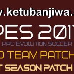 PES 2017 Pro Team Patch 6.0 AIO Season 2021