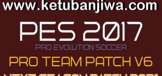PES 2017 Pro Team Patch 6.0 AIO Season 2021