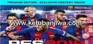 PES 2018 PS3 Option File v17 AIO March Season 2021