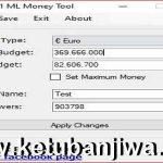 PES 2021 Master League - ML Money Tool
