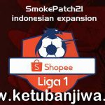 PES 2021 Indonesian Expansion For Smoke Patch 21.3.3