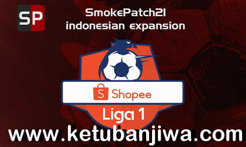 PES 2021 Shopee Liga 1 Indonesian Expansion For Smoke Patch Ketuban Jiwa