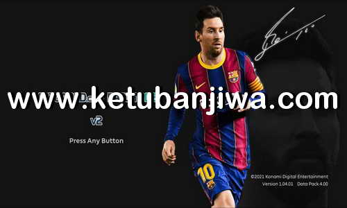 eFootball PES 2021 VirtuaRed Patch v2.0 Fix Update 24 March 2021 Ketuban Jiwa