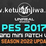 PES 2017 Hano Patch 6.2 Update Next Season 2021
