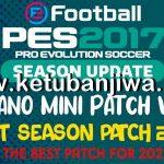 PES 2017 Hano Patch v6 AIO Next Season 2021