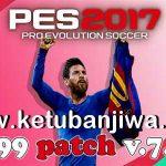 PES 2017 T99 Patch 7.0 AIO New Season 2021