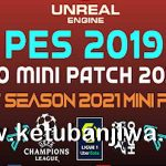 PES 2019 Hano Mini Patch v1 AIO Next Season 2021