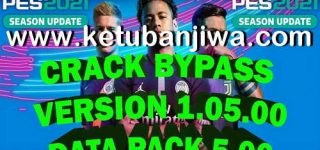 PES 2021 Crack Bypass 1.05.00 Online For DLC 5.0