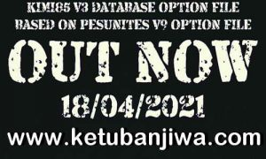 PES 2021 Kimi85 v3 Database Full Option File DLC 5.0 For PC + PS4 Ketuban Jiwa