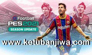 eFootball PES 2021 DLC - Data Pack 5.0 Single Link For PC Ketuban Jiwa