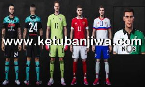 eFootball PES 2021 EvoWeb Patch v4.0 Update 3 Fix Compatible DLC 5.0 Ketuban Jiwa