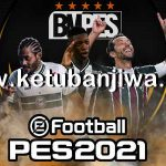 eFootball PES 2021 BMPES Patch 2.08 Update