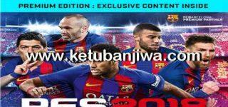 PES 2018 PS3 Option File v19 AIO Season 2021