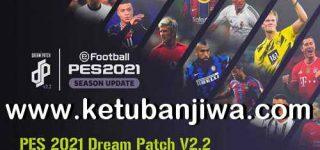 PES 2021 Dream Patch 2.2 Update DLC 6.0