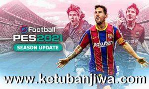 eFootball PES 2021 Sider 7.1.2 For Patch 1.06 + DLC 6.0 by Juce Ketuban Jiwa