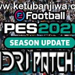 PES 2021 Andri Patch v6 AIO Compatible DLC 6.0
