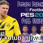 PES 2021 PS3 Potato Patch 9.0 + 9.1 + 9.2 Full Edition