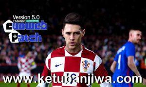 eFootball PES 2021 EvoWeb Patch 5.0 EURO Groups Hotfix Ketuban Jiwa