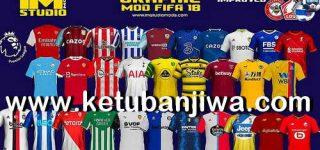 FIFA 18 IMs Mod AIO Season 2022 + Squad Update July 2021