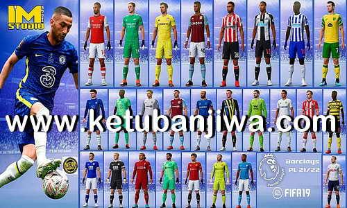 FIFA 19 IMs Mod AIO Season 2022 + Squad Update