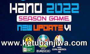 PES 2017 Hano Patch Season 2022 + Update 1 For PC Ketuban Jiwa