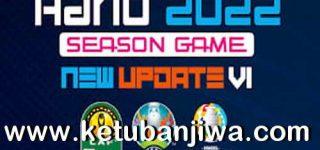PES 2017 Hano Patch Season 2022 + Update 1