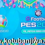 PES 2021 PS3 VR Patch EURO 2020 Edition + Liga 1 Shopee