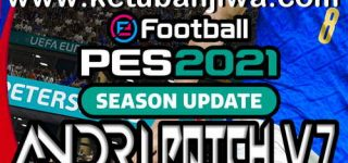 PES 2021 Andri Patch v7 AIO Compatible DLC 7.0