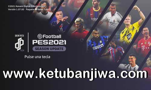 eFootball PES 2021 Dream Patch 2.4 Update For PC Ketuban Jiwa