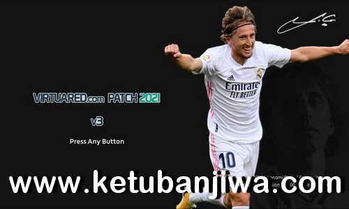 eFootball PES 2021 VirtuaRed Patch 3.0 AIO Compatible DLC 7.0 For PC Ketuban Jiwa
