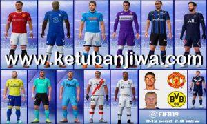 FIFA 19 IMs Mod 2.0 AIO Season 2022 + Squad Update Ketuban Jiwa