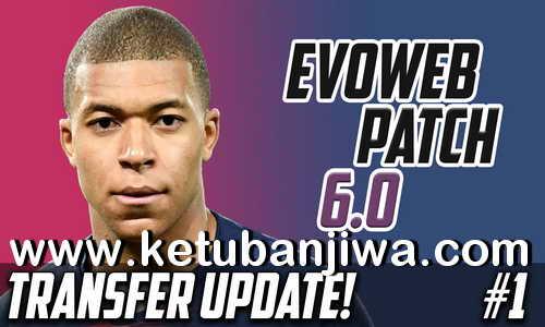 Download eFootball PES 2021 Option File Transfer Update 28 September 2021 For EvoWeb Patch 6.0 by DarenY00 Ketuban Jiwa