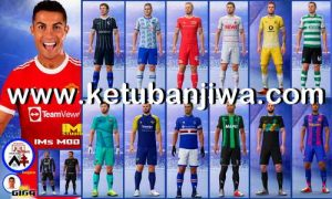 FIFA 19 IMs Mod 3.0 AIO Season 2022 + Squad Update Summer Transfers Ketuban JIwa