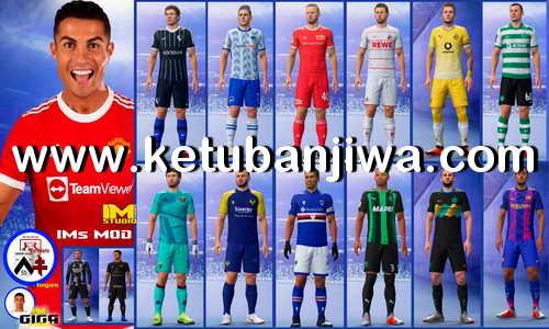 FIFA 19 IMs Mod 3.0 AIO Season 2022 + Squad Update