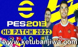 PES 2013 HD Patch AIO New Season 2022 For PC Ketuban Jiwa