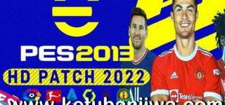 PES 2013 HD Patch AIO New Season 2022