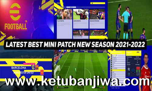 PES 2017 Black Edition Mini Patch Season 2022 Ketuban Jiwa