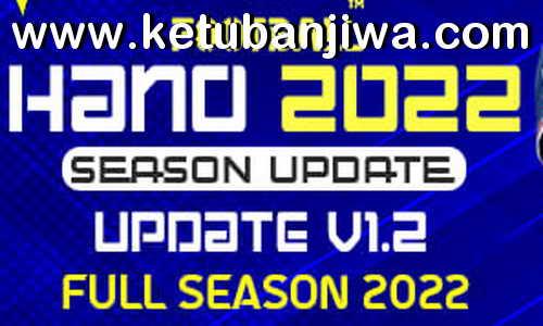 PES 2017 Hano Patch Season 2022 + Update 1.2 For PC Ketuban Jiwa