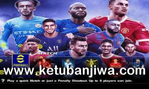PES 2022 MKTEC Summer Transfer 3.0 English Version PS2 ISO Ktuban Jiwa