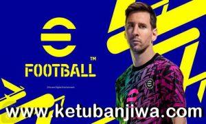 eFootball 2022 PS4 PSN R1 USA + PSN R2 EU + UAE Ketuban Jiwa