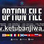 PES 2021 EditemosPES Option File v4 AIO Season 2022