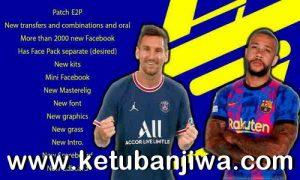 PES 2017 Super E2P Patch AIO Season 2022 For PC Ketuban Jiwa
