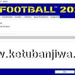 eFootball 2022 Settings.exe For Check PC Specifications